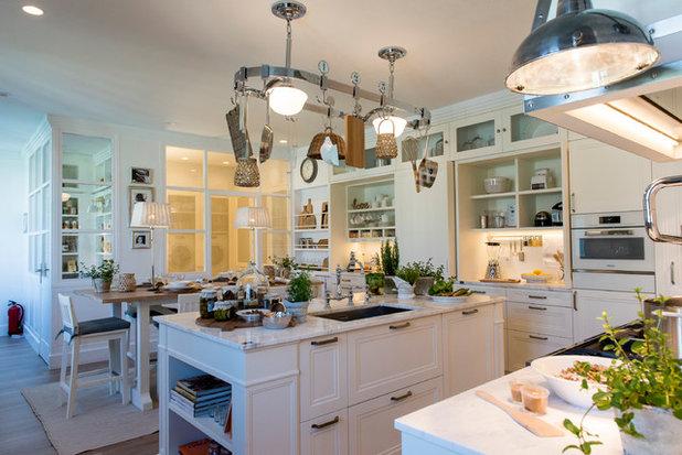 Houzz TV: Una cocina \'rústico-contemporánea\' para toda la familia