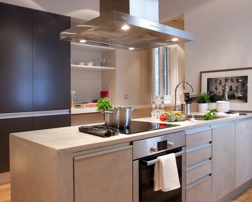 Fotos de cocinas dise os de cocinas peque as cerradas for Cocinas clasicas pequenas