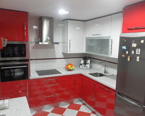 Best Piastrelle Cucina Rosse Pictures - Home Ideas - tyger.us