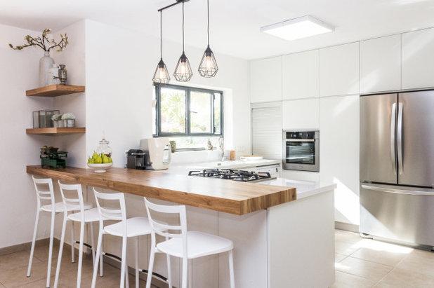 Contemporáneo Cocina by Rudeco Construcciones