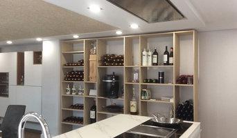 Diseño de Cocina con Isla en Marbella