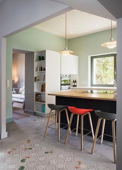 キッチン by enticdesigns