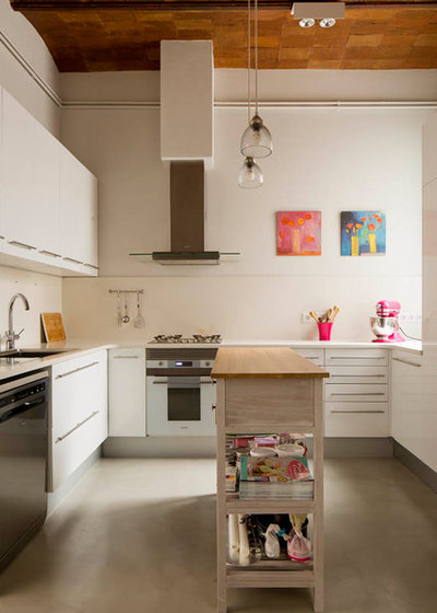 Industriale Cucina by The Room Studio