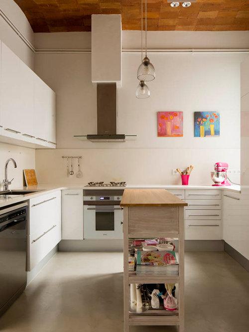 Ideas para cocinas | Fotos de cocinas industriales