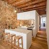 Casas Houzz: Un piso en el centro de Barcelona de aires japoneses
