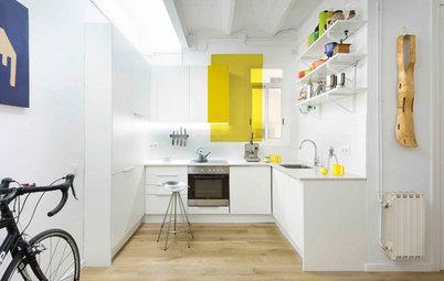 Просто фото: Вот так покраска... стен на кухне