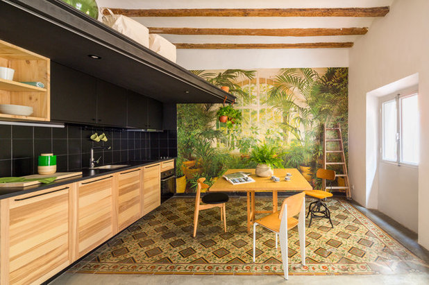 Exótico Cocina by Nook Architects