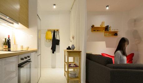 ¿Qué ventajas tiene vivir en menos de 70 m²?