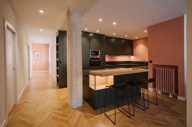 Industrial Cocina by Quefalamaria · diseño y gestión de espacios
