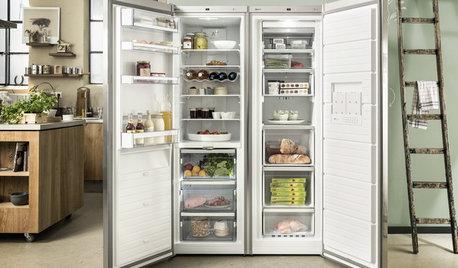 Frigorífico americano o frigorífico 'side by side': ¿Cuál elijo?