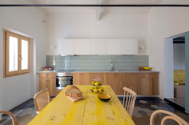 Contemporary Kitchen by Nook Architects