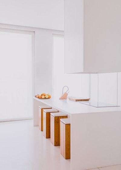 Contemporáneo Cocina by Paula G. Furió