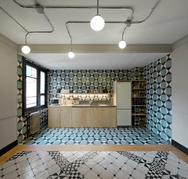 Pavimento in mattonelle 12 pattern che avrete voglia di copiare - Mattonelle pavimento cucina ...