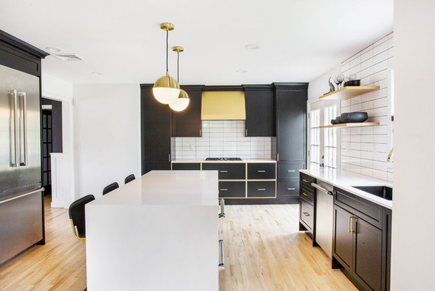 4 Awesome Kitchens That Will Make You Want Brass