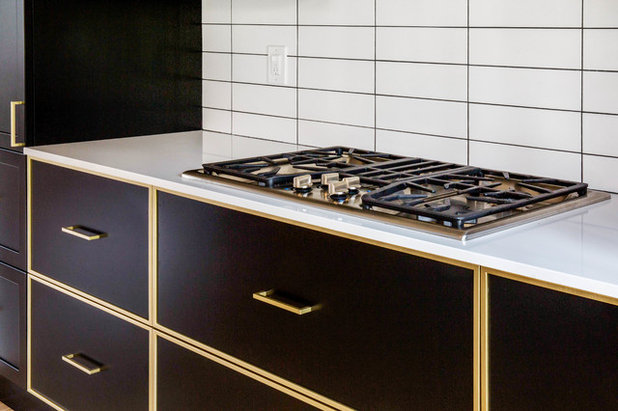 Transitional Kitchen by COMPAC