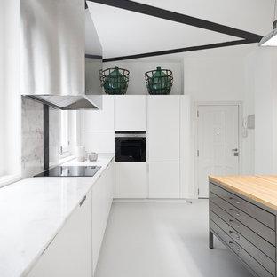 Ideas para cocinas | Fotos de cocinas blancas