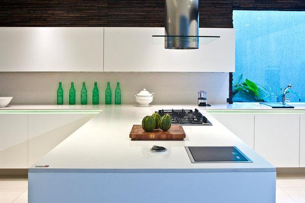 Contemporáneo Cocina by Cosentino