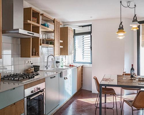 Fotos de cocinas dise os de cocinas - Cocina comedor en l ...