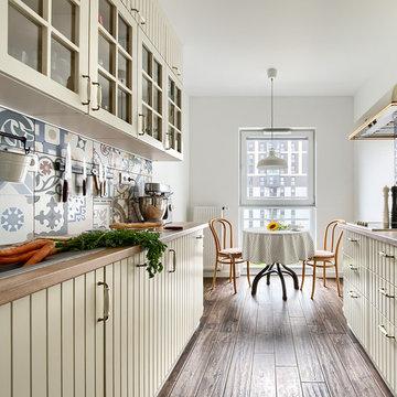 Kitchen design | Patchwork