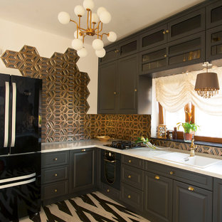 Kitchen project by FIDesign - Bling