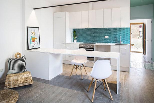 Contemporáneo Cocina by CRÜ studio