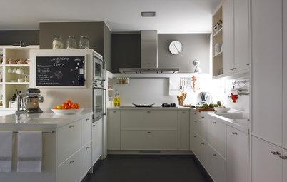 Qué debes evitar (y cómo puedes solucionarlo) al diseñar la cocina