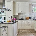 Islington Flat Refurbishment Scandinavian Kitchen