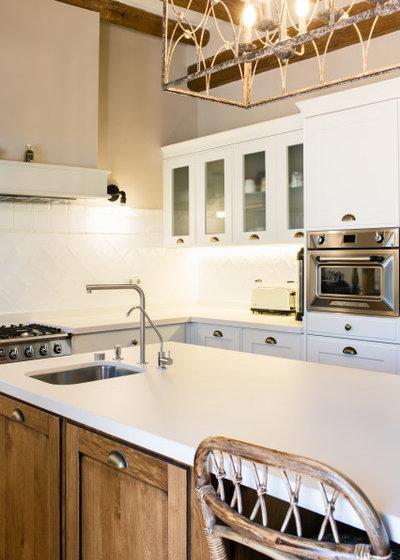 Casa de campo Cocina by Doris Soro Interiorismo