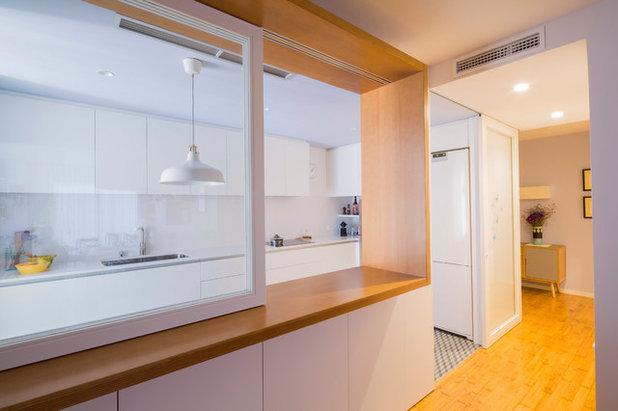 Contemporáneo Cocina by Nook Architects
