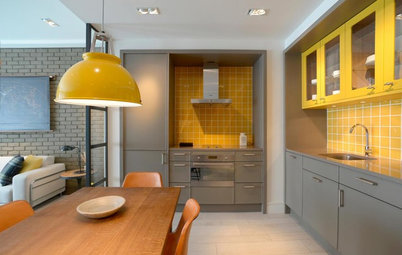 50 Fresh Kitchen Cabinet Designs & Colours