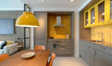 50 Fresh Kitchen Cabinet Designs & Colours