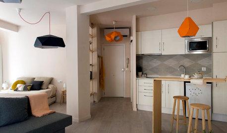 Cocinas pequeñas: Consigue un espacio coherente, atractivo y ordenado