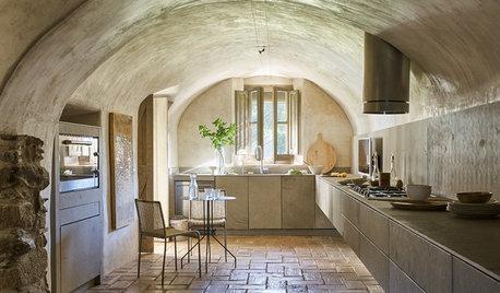 Una inspiradora casa de campo para una pareja de artistas