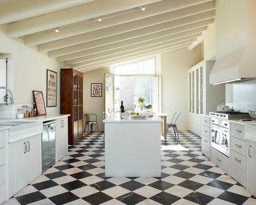 Ideas para cocinas   Fotos de cocinas grandes