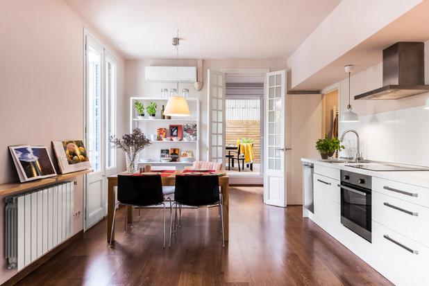 Contemporáneo Cocina by Sean Mitchell-Henry Fotografía