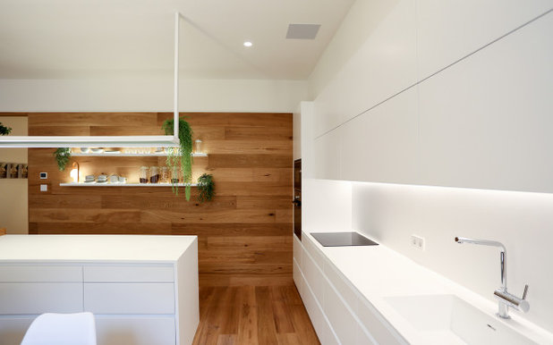 Moderno Cocina by dom arquitectura