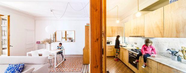 Contemporáneo Cocina by Nug
