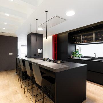 Proyecto de cocina e interiorismo en Cánovas