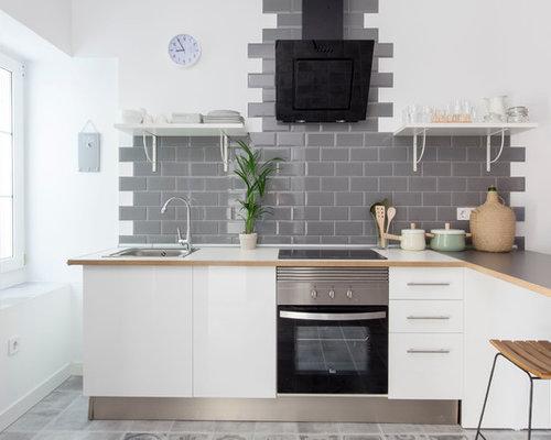 Fotos de cocinas dise os de cocinas n rdicas - Tipos de azulejos para cocina ...