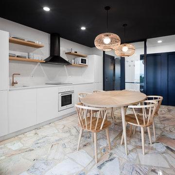 Proyecto de Interiorismo Apartamento Lapamán
