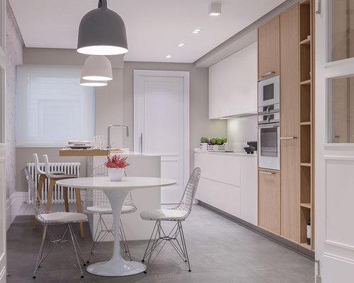 Dorable Blancos Tradicionales Ideas De Diseño De Cocina Galería ...