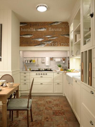 Retro Cocina by deulonder arquitectura doméstica