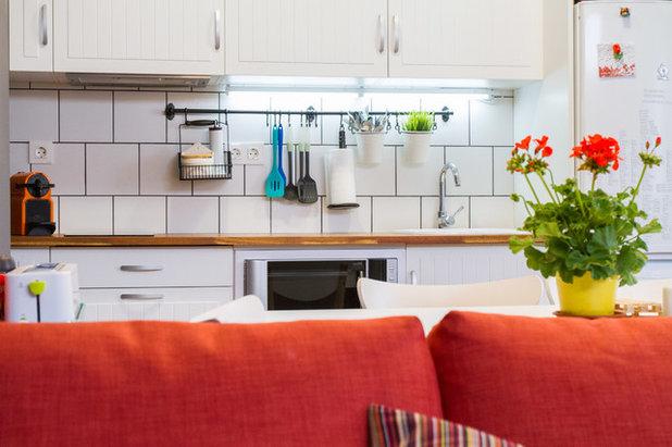Contemporáneo Cocina by DIKA estudio