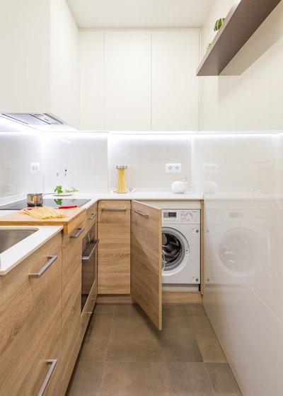 Nórdico Cocina by Lautoka Urbana - Reformas y Diseño de espacios