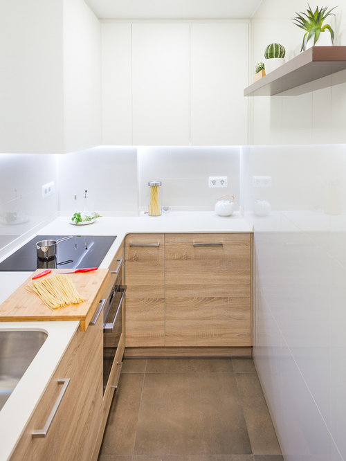 Cocinas estrechas: ideas y fotos | Houzz