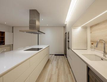 Reforma de cocina en vivienda adosada