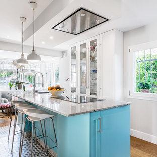 75 most popular turquoise spain kitchen design ideas for 2019 rh houzz com