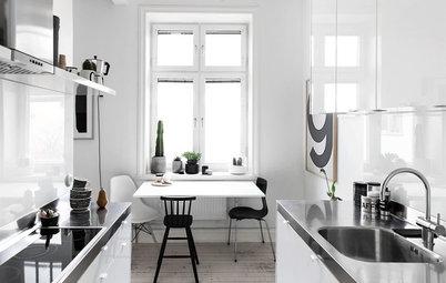 11 tables escamotables pour les petites cuisines