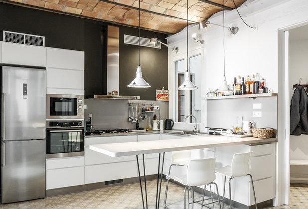 Industrial Cocina by Aleaolea arquitectura y paisaje