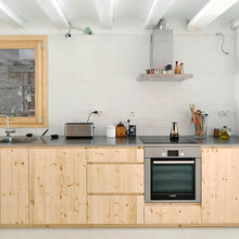 Up Against It: 8 Advantages of a Single-Wall Kitchen